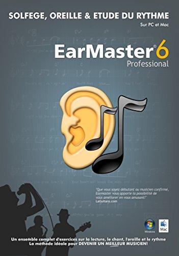 photo Librairie, papeterie, dvd... ARPEGE MUSIQUE EAR MASTER PRO 6 Logiciels