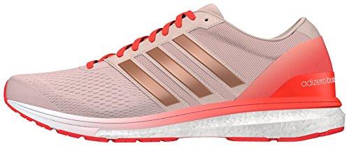 adidas Damen Adizero Boston 6 Laufschuhe Vapour Pink/solar Red, 38 EU -