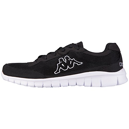 kappa-rocket-sneakers-basses-mixte-adulte-noir-black-white-38-eu