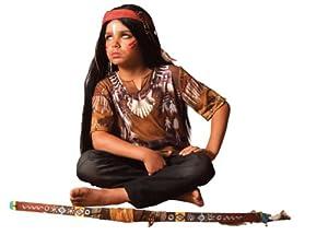 Cesar B184-005 - Disfraz de indio (7-8 años)