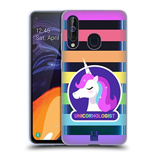 522421784d700 Head Case Designs Unicorn Funny Job Titles Soft Gel Case Compatible for  Samsung Galaxy A60 / M40 (2019)