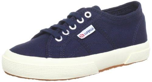 Superga 2750-PLUS Cotu, Sneakers Unisex - Adulto, Blu (Navy 933), 41 EU
