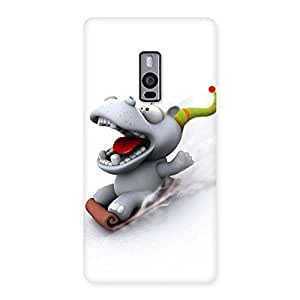 Special Slide Dog Back Case Cover for OnePlus Two
