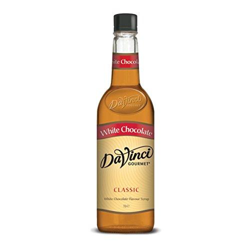 DaVinci Gourmet Classic White Chocolate Syrup Pet (1 x 1 l)