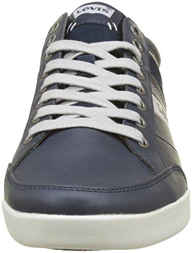 Levi's Turlock, Baskets Homme Bleu (Navy Blue)