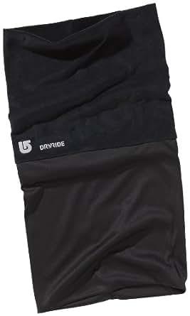 Burton Herren Schal 1Lyr Exp Neckwarmer, True Black, One size, 10492100002