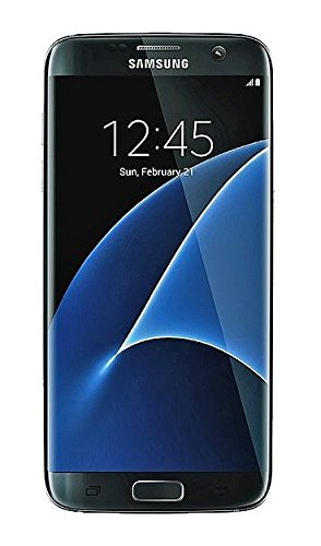 Samsung G935 Galaxy S7 Edge Smartphone da 32GB, Nero [Italia] Tim