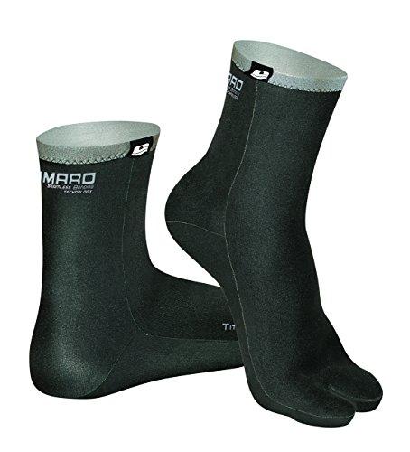 Camaro Neoprensocken Titanium Split Toe Socks, Schwarz, 39/40, 241-99 Preisvergleich