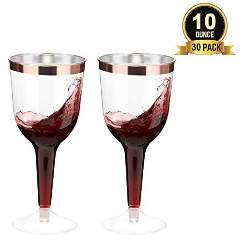 🍒 CARACTERÍSTICAS DEL PRODUCTO  🌸 Una alternativa conveniente y rentable a las bebidas de vidrio tradicionales 🌸 Actualiza instantáneamente el servicio de bebidas en cualquier banquete de bodas, banquetes y otros, incluso 🌸 MEDIO AMBIENTE : el u...