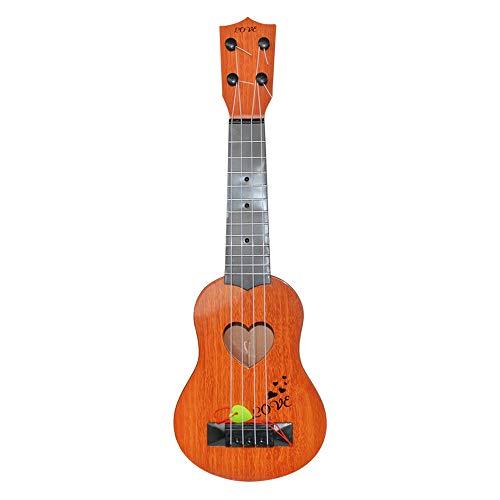 TAOtTAO Ukulelespielzeuggitarrenspielzeug-Musikspielzeug Anfänger Klassische Ukulele Gitarre...