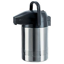 Emsa 2030090 Präsident Isotherm Jug Pump 2 L Schwarz