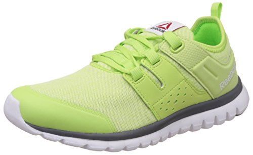 Reebok Women's Sublite Authentic 2.0 Mtm Green, White and Solar Green Running Shoes – 4 UK/India (37 EU) (6.5 US) 41 2BuAH19NqL