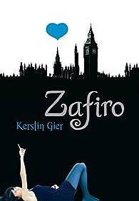 Zafiro par Kerstin Gier