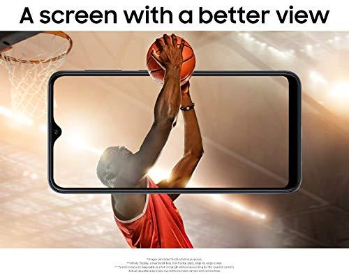 Samsung Galaxy A10 Dual-SIM 32GB 6.2-Inch HD+ 13MP Camera Android 9 Pie UK Version Smartphone - Black Img 2 Zoom
