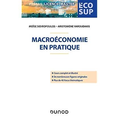 Macroéconomie en pratique (Éco Sup)