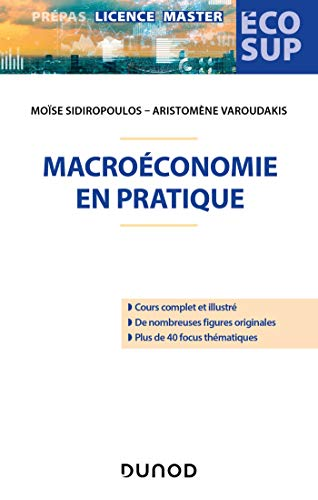 Macroéconomie en pratique (Éco Sup) par  Dunod