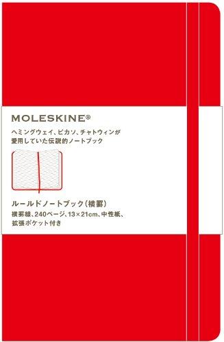 Moleskine Moleskine Men_ (de papier quadrill_) / Large / rouge ([papeterie]) (japan import)