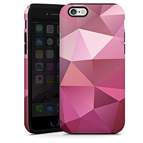 Apple iPhone 5s Housse Étui Protection Coque Cristal Motif Motif Cas Tough terne