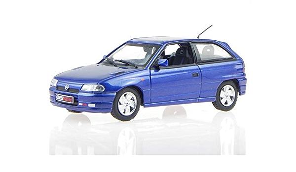 Whitebox Opel Astra F Gsi 1992 Model Car Wb211 1 43 Blue Spielzeug
