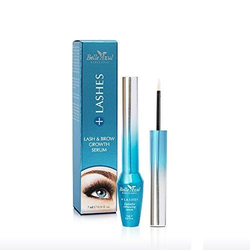 Belle Azul + Lashes – Serum alargador de...