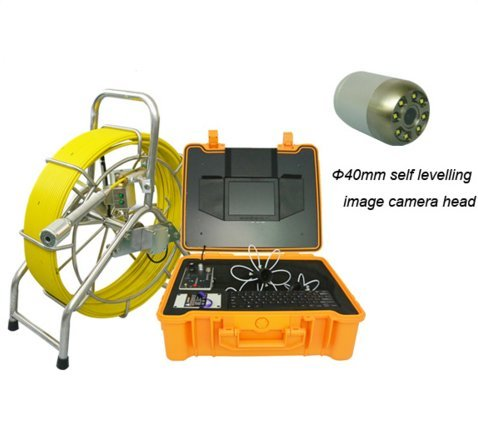 mabelstar-self-leveling-60m-push-rod-fiberglass-cable-oil-and-gas-pipe-inspection-camera