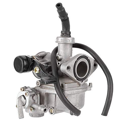 ATV Vergaserausrüstung Vergaserfilter mit Aluminiumschalter Passend für Go Kart Dirt Bike 125cc 110cc 90cc 70cc 50cc
