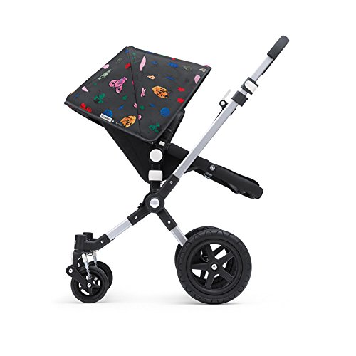 Bugaboo Cameleon3 Tailored tejidos de Andy Warhol Happy Bugs