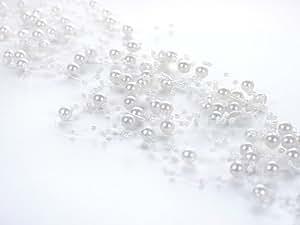 PartyDeco GP1 Fili di Perline per Decorazioni, 5 Pezzi