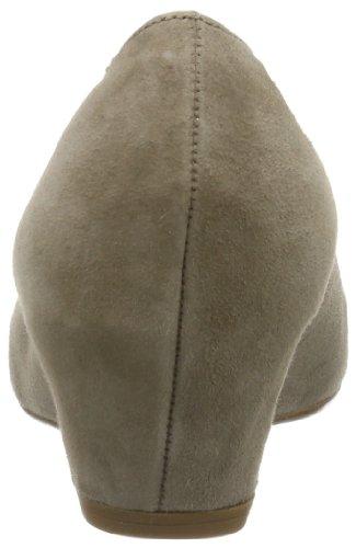 Gabor shoes 25.360.17 escarpins fermés pour femme Gris - Blanc grisé