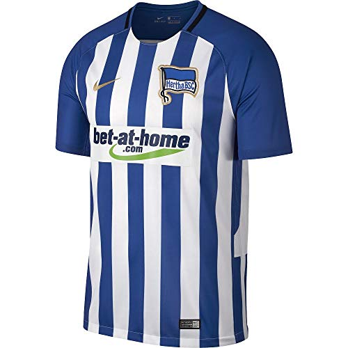 Nike Hertha BSC Trikot Home Stadium 2017/2018 Herren XL - 52/54
