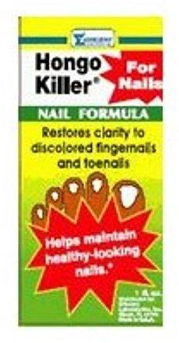 HONGO KILLER NAIL FORMULA 1 OZ by Hongo Killer