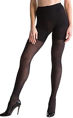 spanx Lux Leg Mallas Forma gebende Leotardos con alta cintura–60los mujer
