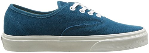 Vans U AUTHENTIC (VINTAGE SUEDE) Unisex-Erwachsene Sneakers Blau ((Vintage Suede) F1C)