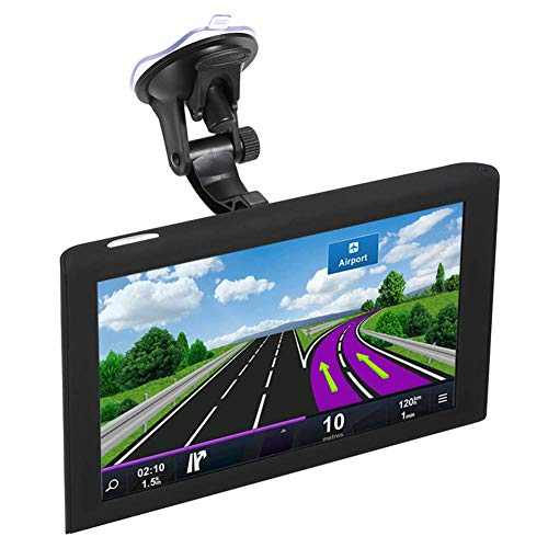 Honsin Car GPS Navigator 9 Inch FM Radio 256MB 8GB HD Touching Screen Voice Reminds Wmv 3gp Converter