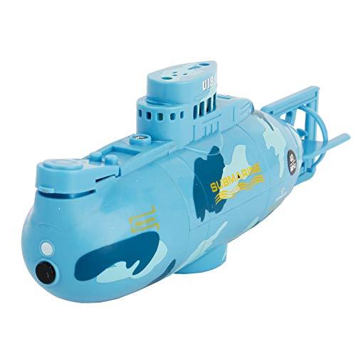 CLCYL Submarine Toys/Children ' S Wireless Remote Control Boat Toys Remote Control 2.4g Wasserdichte Fernbedienung Kinderwagen sind Zwei Farben,Blue Marine Wireless Remote