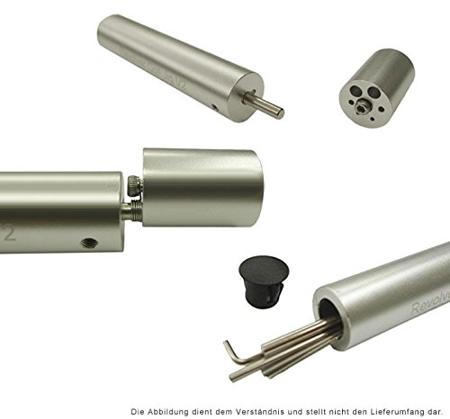 ecig-tools Revolver coil jig V2 von BoomBoom in schwarz