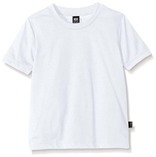 Trigema Mädchen 236202 T-Shirt, Weiss 001, 140