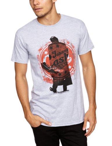 CITY HALL. - Maglietta, colletto tondo, uomo, Grigio (Sports Grey/Grey), L