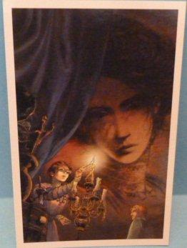 VICOMTE, SASMIRA, 10 x 15 cm, motivo: Cartolina