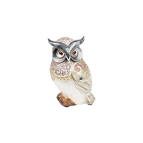 Sigris - Figure Owl Resin 14 cm