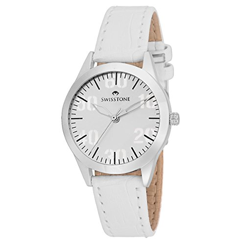 SWISSTONE-Analogue-White-Dial-Womens-Girls-Watch-Voglr511-White