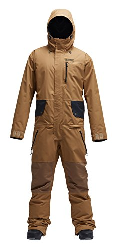 Airblaster Insulated Freedom Suit Ski- & Snowboardanzug camel