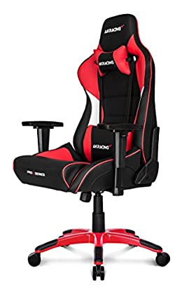 AKRACING ProX Gaming - Silla (cuero PU, Metal),...