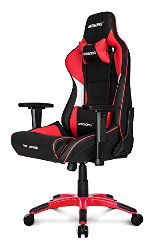 AKRacing ProX Gaming Stuhl Rot
