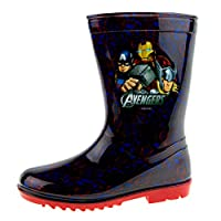 Marvel Avengers Wellington Boots Three Character