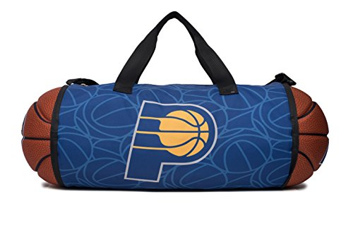 Maccabi Art Indiana Pacers Basketball to Duffle Authentic (Basketball Authentic)