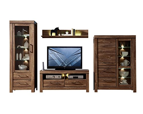 Peter GTCC901082 Wohnprogramm, Holz, braun, 54 x 350 x 200 cm