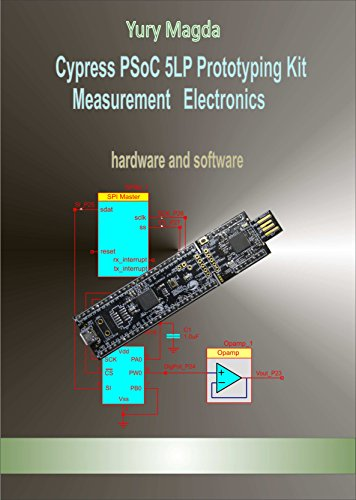 Cypress PSoC 5LP Prototyping Kit Measurement Electronics: hardware and software