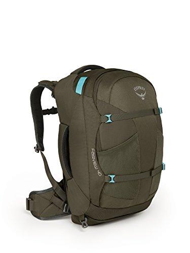 Osprey Fairview 40 Women's Travel Pack - Misty Grey (WS/WM)
