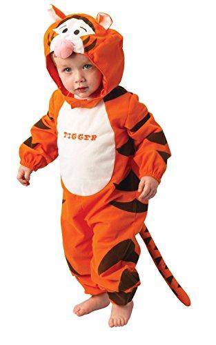 Rubies 3 885819 T - Costume da tigre 2-3 anni